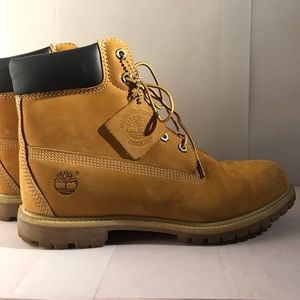 Waterproof Timberlands